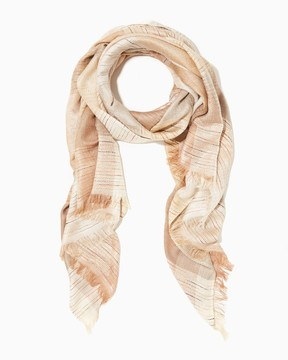 Charming charlie Floral Jacquard Scarf