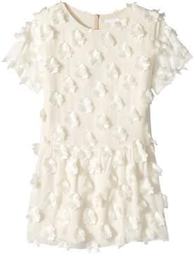 Burberry Fringed Dress Girl's Dress