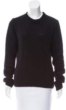 Each X Other Alpaca Long Sleeve Sweater