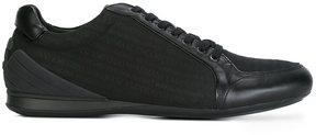 Emporio Armani contrast sneakers
