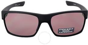 Oakley Twoface Sunglasses - Matte Black/Prizm Polarized