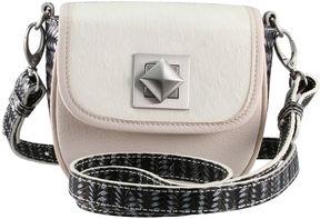 ADRIENNE LANDAU Adrienne Landau Ibiza Leather Convertible Crossbody Bag