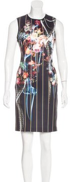 Clover Canyon Digital Print Bodycon Dress