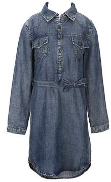True Religion Big Girls 7-16 Western Shirt Dress