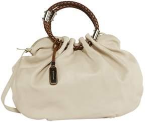 Michael Kors Leather crossbody bag - ECRU - STYLE