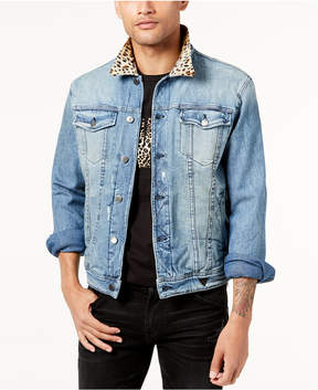 GUESS Men's All or Nothing Denim Jacket