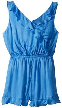 Bardot Junior Lucia Frill Romper Girl's Jumpsuit & Rompers One Piece