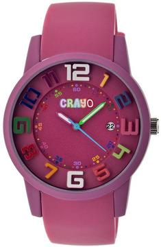 Crayo Festival Collection CR2005 Unisex Watch