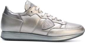 Philippe Model lateral logo patch sneakers