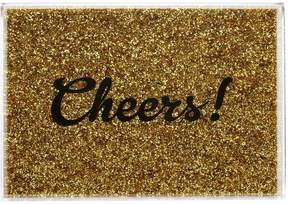 Edie Parker Cheers Confetti Tray