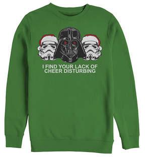 Fifth Sun Star Wars Kelly Lumpacoal Crewneck Sweatshirt - Men's Regular