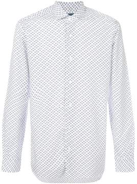 Barba fine print shirt
