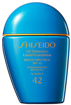 Shiseido UV Protective Liquid Foundation SPF 42