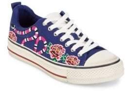 Ash Vipera China Low Top Sneakers