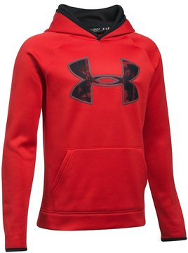 Under Armour Boys 8-20 Big Logo Hoodie