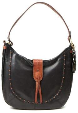 Børn Alamitos Bronco Distressed Leather Hobo