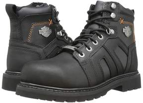 Harley-Davidson Chad Steel Toe Men's Work Lace-up Boots