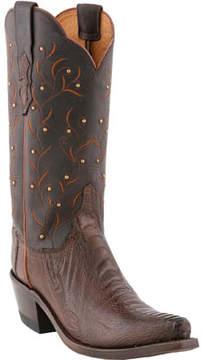 Lucchese Bootmaker M5616.S54 Spring Snip Toe Cowboy Heel Boot (Women's)