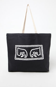 OBEY Eyes Tote Bag