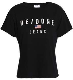 Levi's Re/Done By Printed Cotton-Jersey T-Shirt