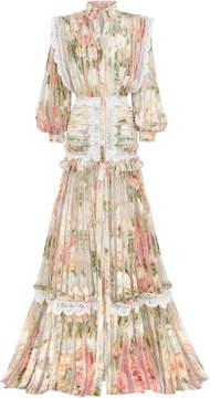Raisa Vanessa Floral Maxi Dress