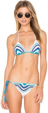 Anna Kosturova Amalfi Bikini Top