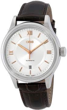 Oris Classic Automatic Silver Dial Men's Watch