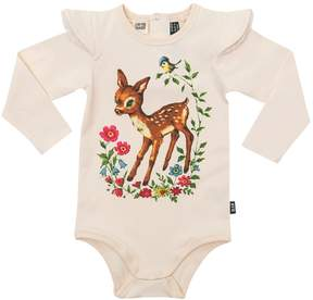 Rock Your Baby Baby Girl's Storybook Bodysuit