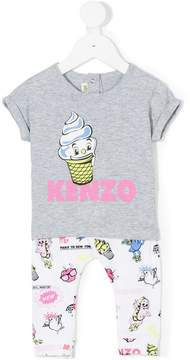 Kenzo ice cream tracksuit set