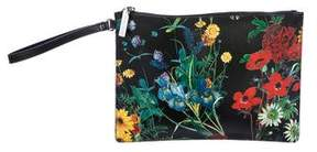 Alice + Olivia Floral Zip Pouch