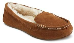 Mossimo Women's Gemma Suede Driving Slippers