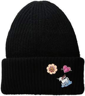 Collection XIIX Pin It Cuff Beanie Beanies