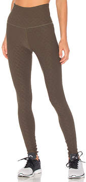 Beyond Yoga Can't Quilt You High Waisted Long Legging
