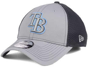 New Era Tampa Bay Rays Greyed Out Neo 39THIRTY Cap