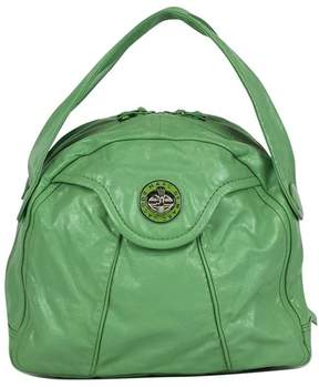 Marc by Marc Jacobs Mint Leather Double Strap Handbag - GREEN - STYLE