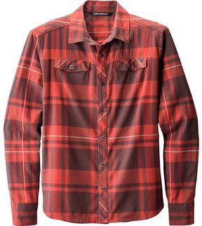 Black Diamond Technician Long-Sleeve Shirt