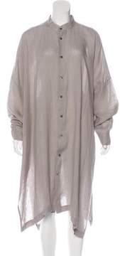 eskandar Oversize Midi Dress