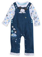 Disney Mickey Mouse Dungaree Set for Baby