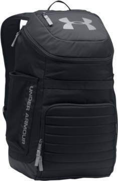 Under Armour Undeniable Backpack 3.0 - Black/Black/Steel