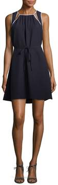 Armani Exchange Women's Cut-Out Shift Dress