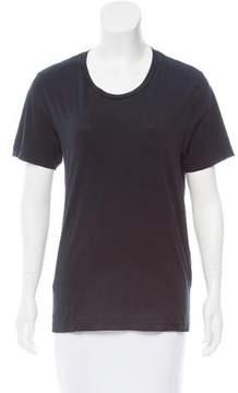 BLK DNM Knit Scoop Neck T-Shirt