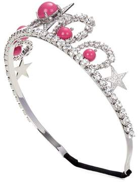 Miu Miu Embellished tiara