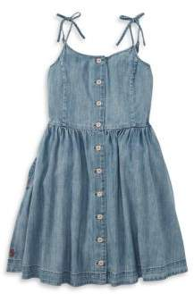 Ralph Lauren Little Girl's Denim Dress
