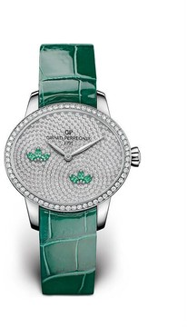 Girard Perregaux Cats Eye Water Lily Automatic Ladies Watch