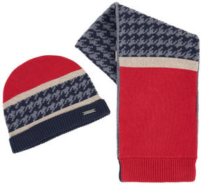 Mayoral Knit hat and scarf