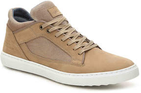 Bullboxer Men's Stevyn Mid-Top Sneaker