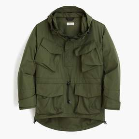 J.Crew Wallace and Barnes survey parka in Ventile® cotton -Military Olive