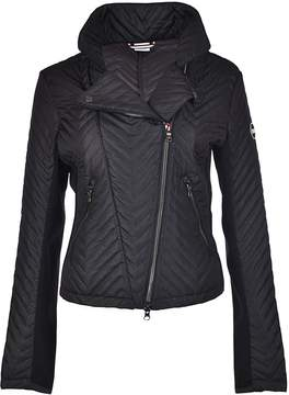 Colmar Zig Zag Pattern Biker Jacket