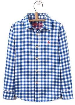 Joules Boys' Linen-blend Shirt.
