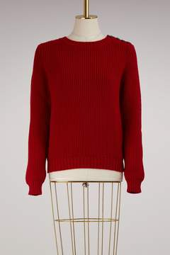 A.P.C. Wool and cashmere Joelle sweater